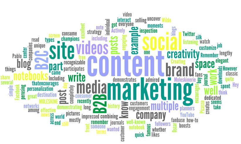 Content Marketing - obsah je důležitý