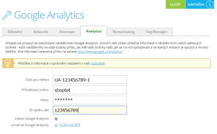 Google Analytics_Statistiky