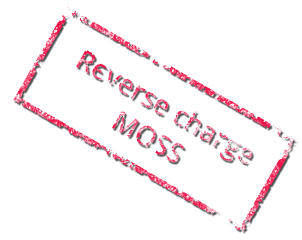 Daňové režimy reverse charge, MOSS