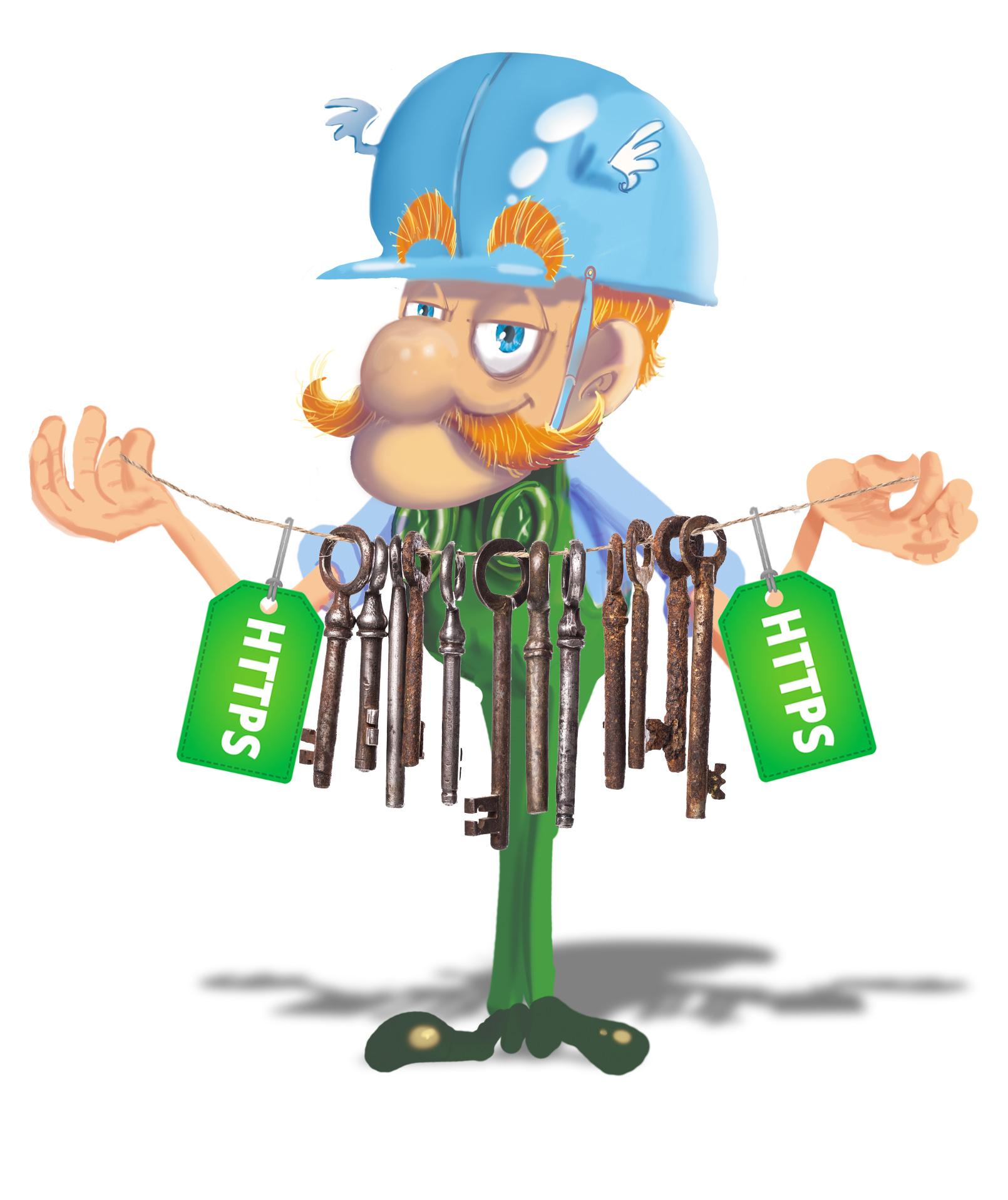 HTTPS - zabezpeceni eshopu zdarma