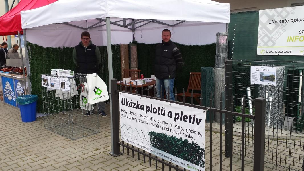 Levné Pletivo - Veletrh Plzeň 2014