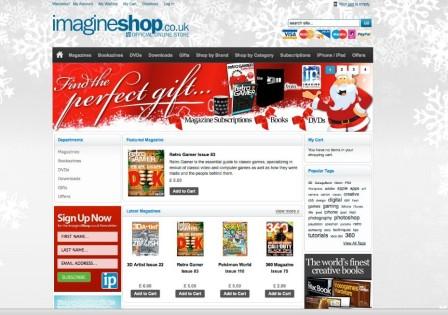 vánoční e-shop