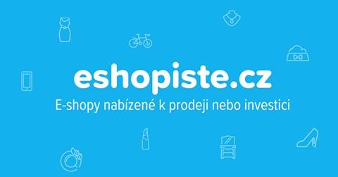 Eshopiste.cz - tržiště s online obchody k prodeji, poptávky půjček a nabídky příležitostí k investici